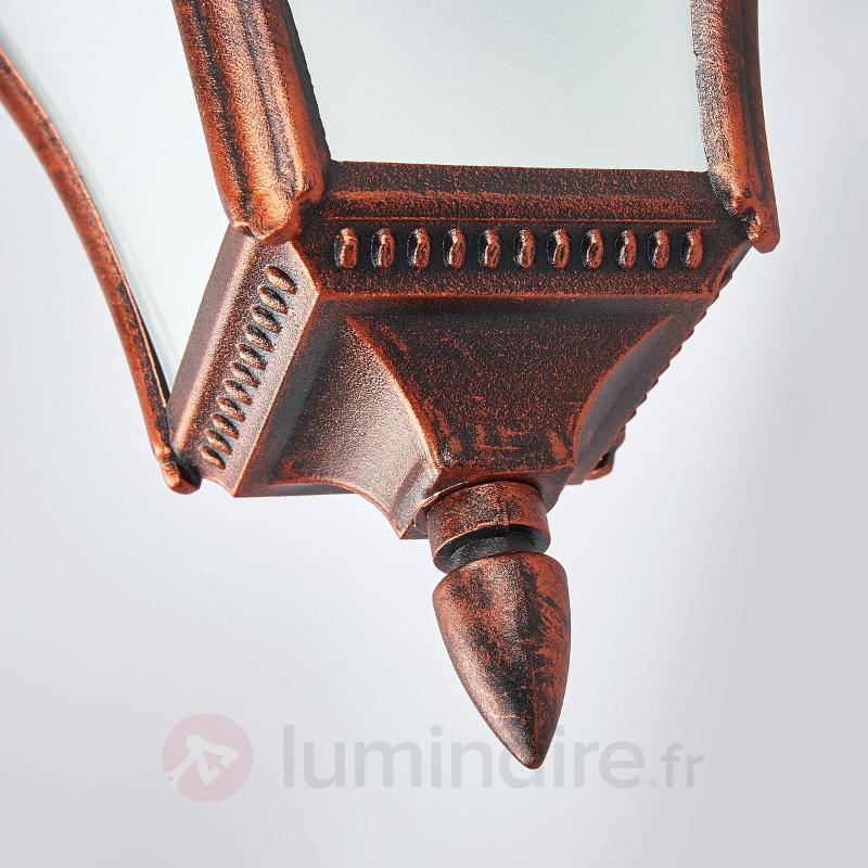 Applique d'extérieur suspendue CHARME - Appliques d'extérieur cuivre/laiton