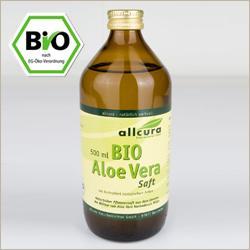 Aloe Vera Bio Saft - Bio-Produkte