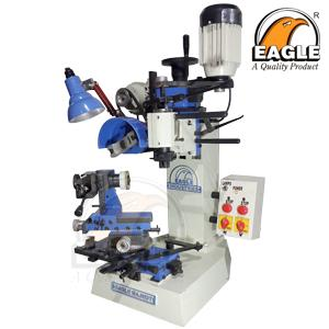 Eagle Faceting and Milling Machine (Combination Double Head)