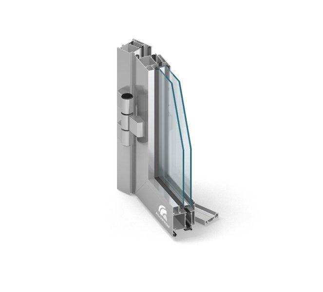 window-and-door-systems aluprof mb-60e - aluminium-joinery