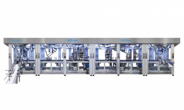 Filling and Closing Machine InlineCan OPTIMA CFS
