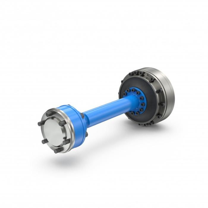 TOK Sistema di accoppiamento - Sistema TOK Albero di accoppiamento ad alta elasticità per banchi di prova