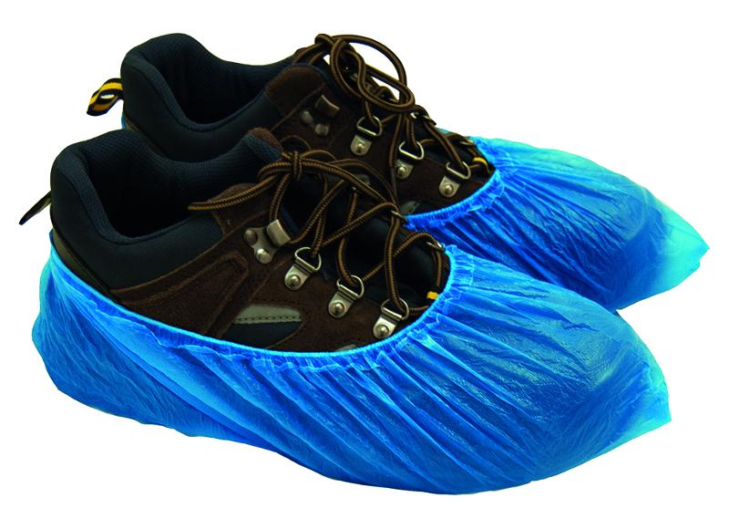 Couvre chaussures plastique - null