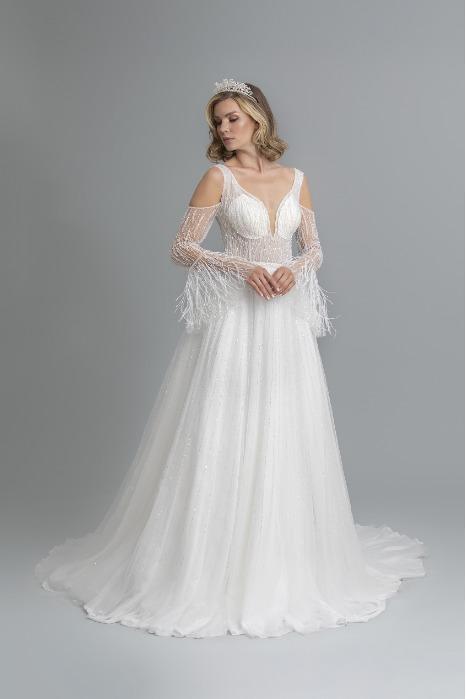 sheath weddingdress  - MODEL G11