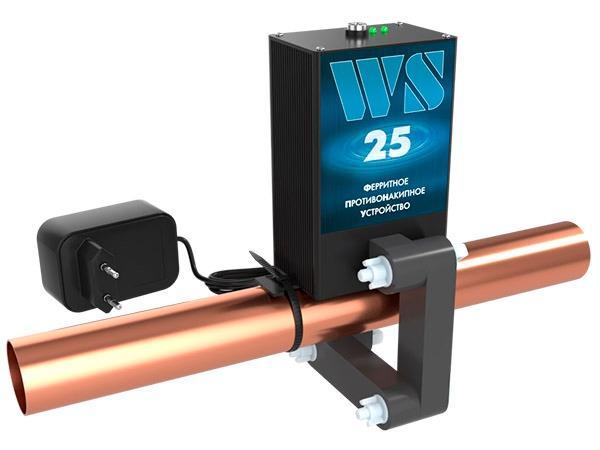 Acondicionadores de agua  - Modelos domésticos y modelos de acondicionadores de agua WS para negocio pequeño