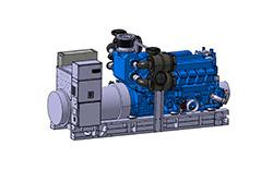 Groupes industriels standard - T2500