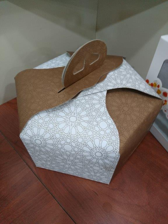 Food packaging - Food,fish boxes of high quality paper and cardboard