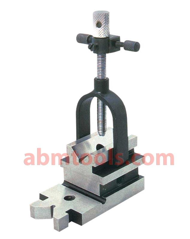 Precision V Block and Clamp Set - Ultimate All Angle - metalworking jigs typically used to hold round metal rods or pipes
