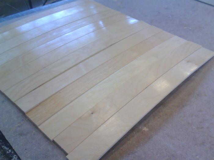 Latoflex - Birch bed slats