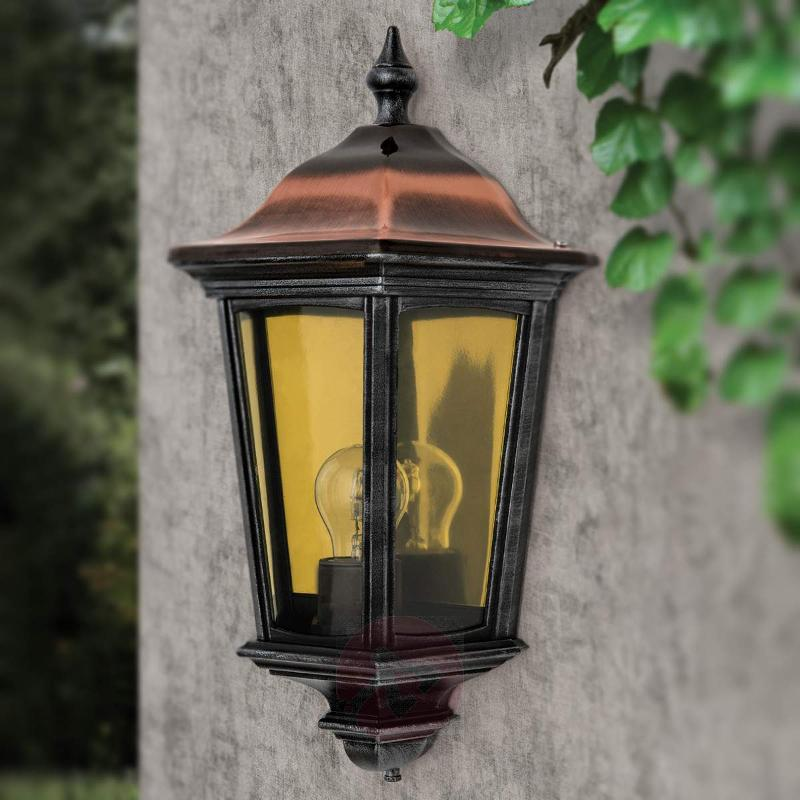 Antonie Outside Wall Light Attractive - Outdoor Wall Lights