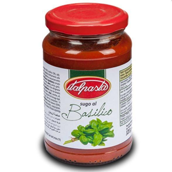 Basil Sauce Itp Gr.320x12 - null