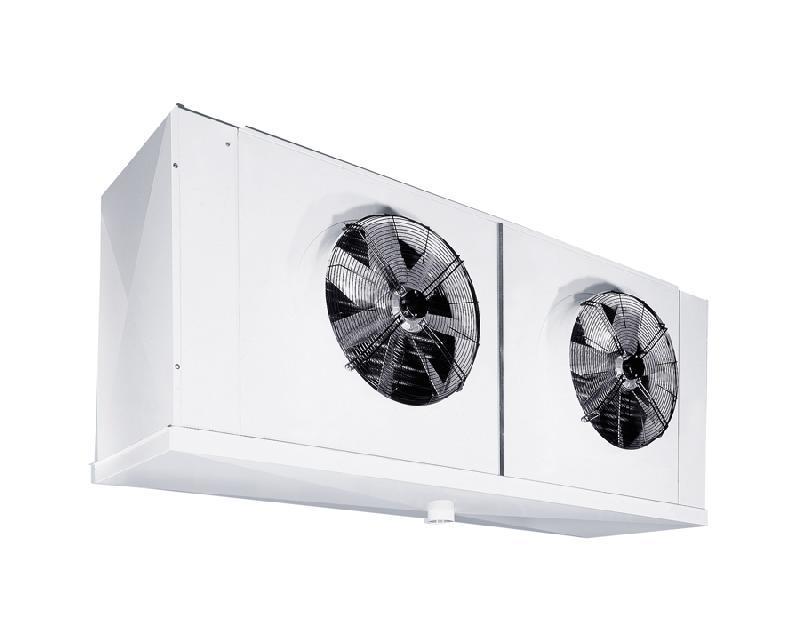 Systems for Refrigeration - Evaporators