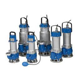 Submersible sludge pumps - SP 10 to SP 14