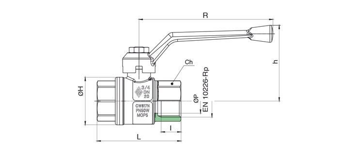 VALVOLE PER GAS - FIDO. SFER