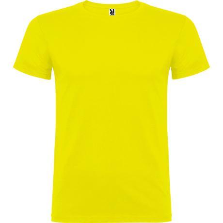 T-shirt unisexe publicitaire beagle - T-shirt publicitaire à personnaliser en sérigraphie ou impression directe