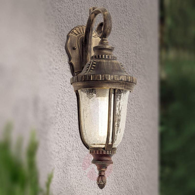 Paula Outside Wall Light Traditional Hanging - Outdoor Wall Lights