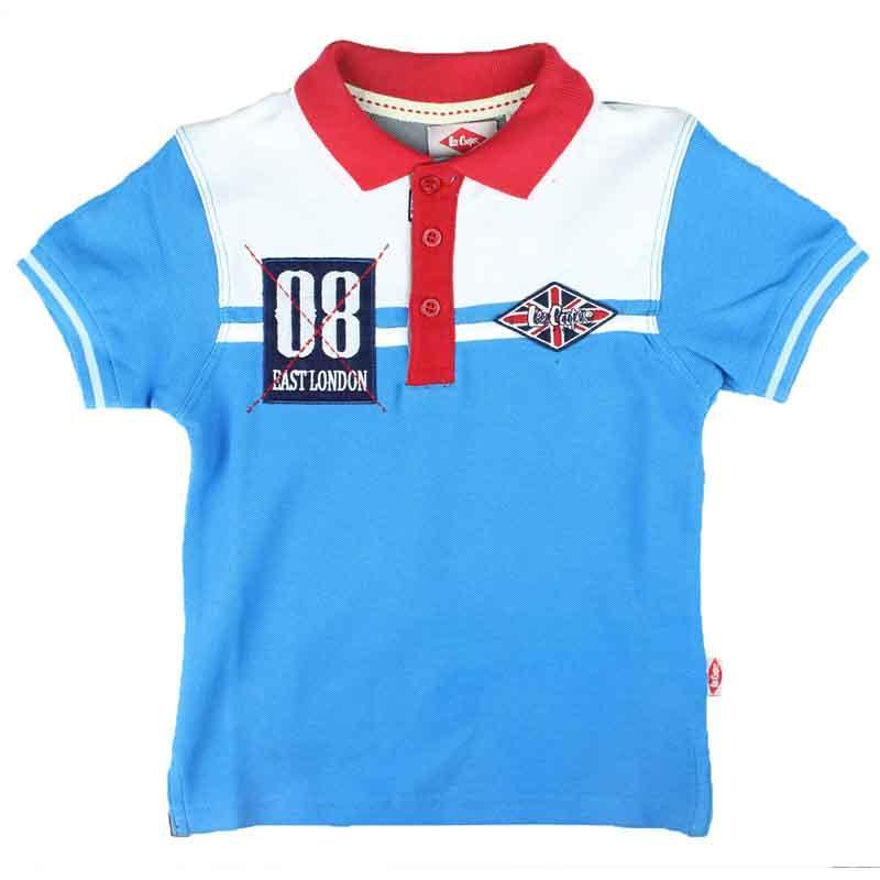 Grosshandel kleidung kind Polo lizenz Lee Cooper - T-shirt und polo kurzarm