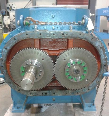 Blowers - Vacuum blowers, Centrifugal blowers, High Vacuum Boosters, maintenance & repairs