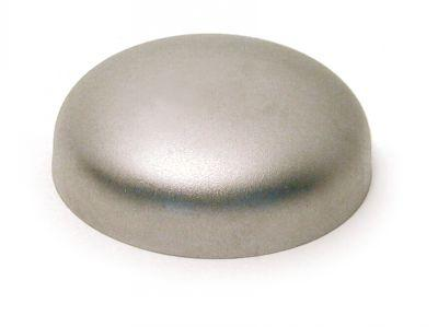 FOND BOMBÉ ISO ÉPAISSEUR 2 MM INOX 304 L - 316 L (5627)