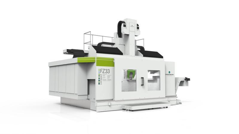 FZ33compact Portal Milling Machine