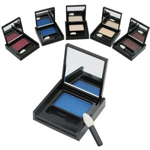 Cosmetics - Vibrant and Cool Shades Eyeshadow with