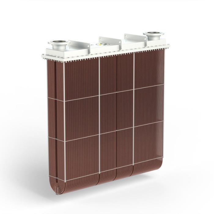 Resfriador da caixa do sistema de resfriamento marítimo - Eficaz e fiável