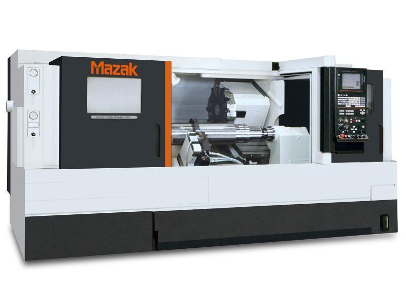 MACHINE PARK: , Mazak Quick Turn Smart 350M Turning Center, PROGRES