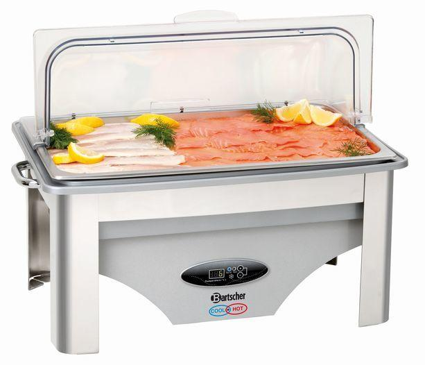 Chafing Dish, 1/1GN, Cool + Hot -