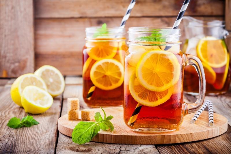 Iced Teas -