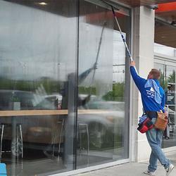 Lavage de vitres Classique - Service