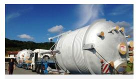 nr 2 chlorid dispersant reactors - Pressure Vessels