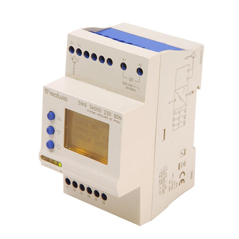 Indicateur / Transmetteur de niveau multipoints série MPS-TB - null