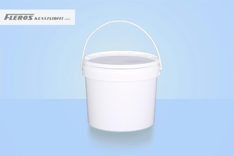 Round buckets - FK-R 55 bucket, round, PP