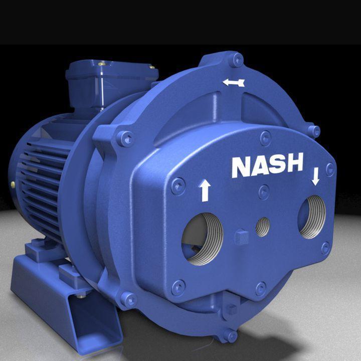 Liquid Ring Compressors - Vectra SX Pumps and Compressors