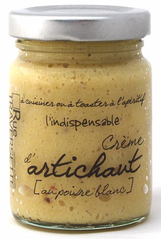 Indispensable crème d'artichaut 90g - Epicerie salée