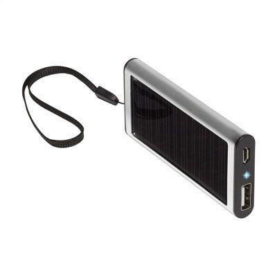 Solar Powerbank - ÉCOLOGIE - ÉTHIQUE
