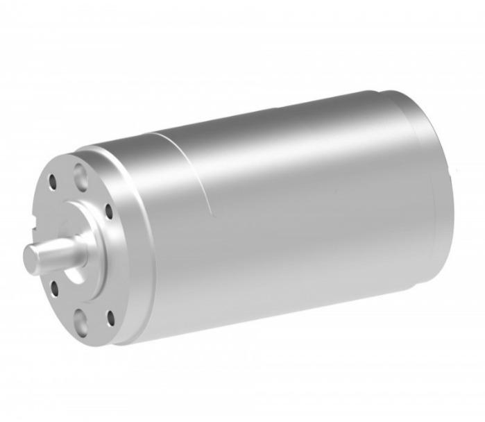 Brushed DC motor - M50 - Brushed DC motor with permanent magnets