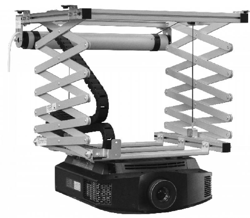 projector motorized lifts - MVS 200-25