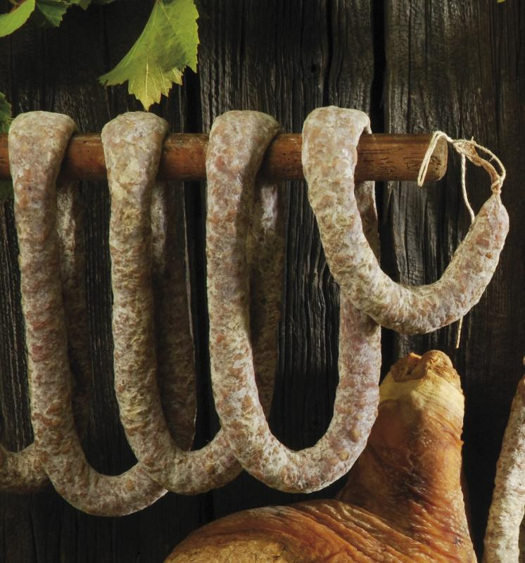 Saucisse sèche à la Perche 3kg - Viande et volailles