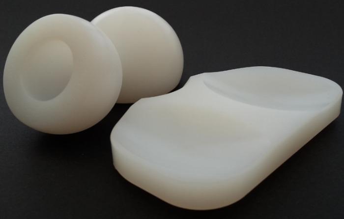 Lennite: implantierbares polyethylen (UHMWPE) GUR1050 - Polyethylen mit ultrahohem Molekulargewicht - ASTM F648 & ISO 5834-1
