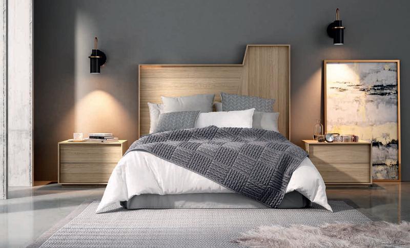 Dormitorio Para Hotel U Hogar - null