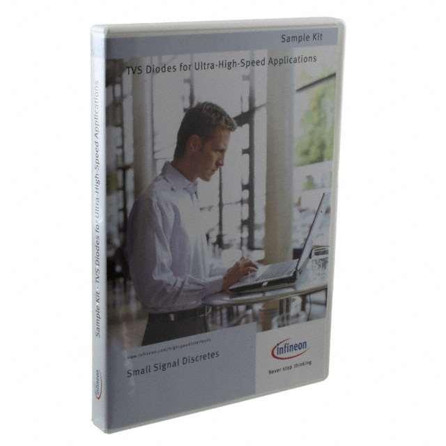 KIT SAMPLE TVS FOR HS APPLCTN - Infineon Technologies KITTVSDIODE1TOBO1
