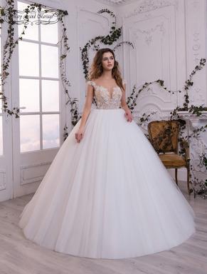 Емма - Королевская пышность юбки из европейской сетки