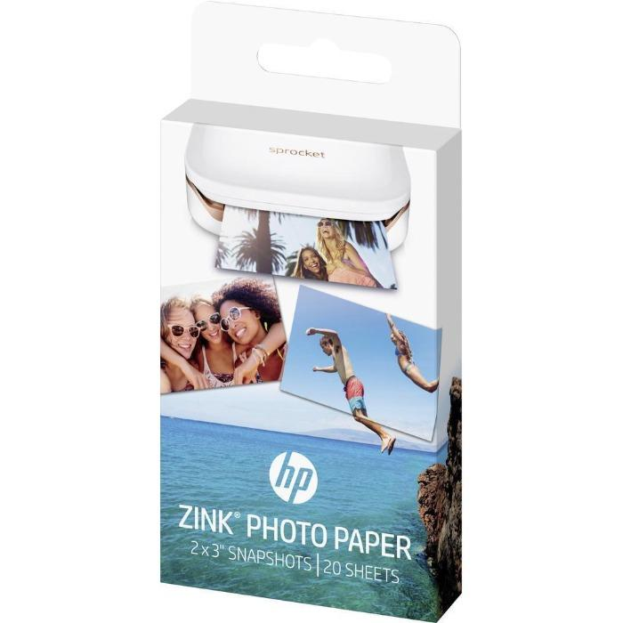 Papel original de HP - HP Papel W4Z13A 20 hojas