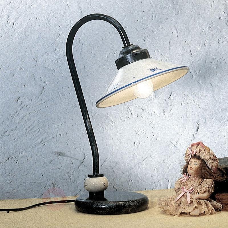 Coquette lampe à poser Rustico - Lampes à poser rustiques