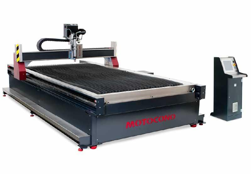 SheetCut MP - Máquina de corte por plasma para chapa metálica