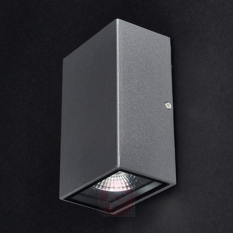 Jale LED outdoor wall light made of aluminium - Outdoor Wall Lights