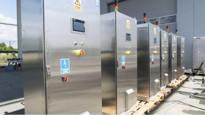 DESIGNING AND PROGRAMMING OF CONTROL SYSTEMS  - AND CONSTRUCTION OF CONTROL CABINETS IN INDUSTRIAL FACILITIES