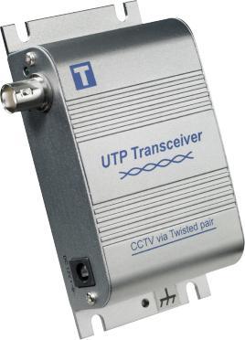 TRANSMETTEUR - Accessoires - Transmetteur actif Balun 1 canal grande distance + alim (ref. 310.3100)