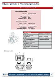 Robinet à boule 3 pieces avec platine ISO +... - Robinetterie